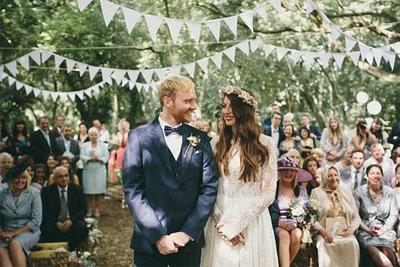 5. Bohemian Wedding