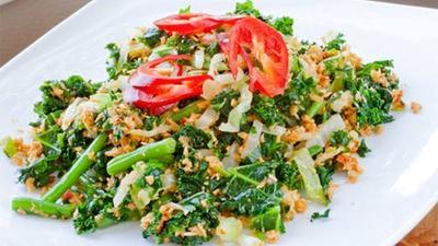 2. Resep Urap Sayur