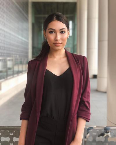 Style OOTD Alexis Cull, Puteri Indonesia 2019 Ini Bisa Jadi Inspirasi Kamu