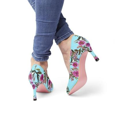 Pastikan Ukuran High Heels Shoes