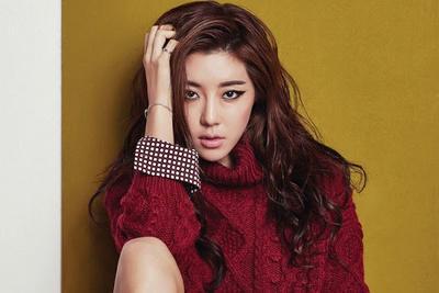 Contek Gaya Super Stylish Artis K-Drama Cantik,  Park Han Byul 'My Fair Lady'