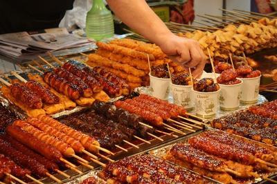 Jalan-Jalan Ke Korea, Jangan Lupa Cicipi Street Food Enak dan Murah Ini Yuk!