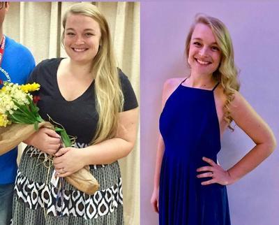 Viral, Wanita Ini Sukses Turunkan Berat Badan Sampai 36 Kilogram dengan Diet Keto!