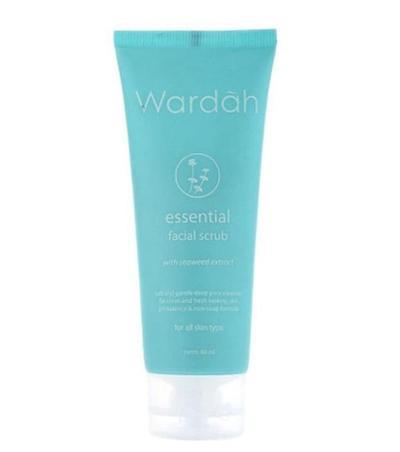 Wardah Essential Face Scrub