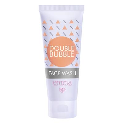 Double Bubble Facial Wash