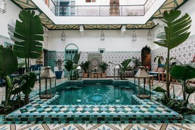 Rodamon Riad, Maroko