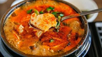 Resep Makanan ala Korea 'Sundubu Jjigae' yang Pedasnya Gak Nanggung-nanggung!