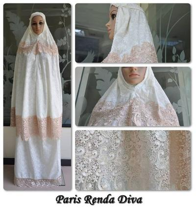 2. Bahan Katun Paris