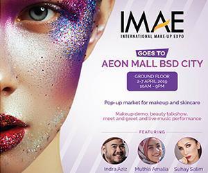 IMAE Kembali Hadir dengan IMAE Goes to Aeon Mall BSD City 2019