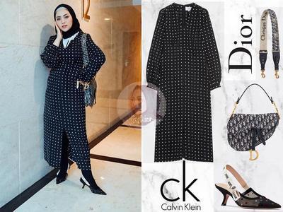 Bag & Strap by Dior Oblique Saddle