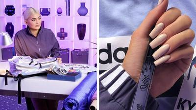 Kolaborasi Kylie Jenner & Adidas 2019, Rilis Koleksi Baru Terinspirasi dari Warna Lipstiknya