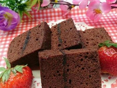 Brownies Kukus Tanpa Mixer