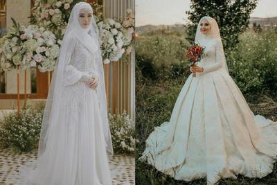 Inspirasi Model Gaun Pengantin Warna Putih Ini Jadikan Hari