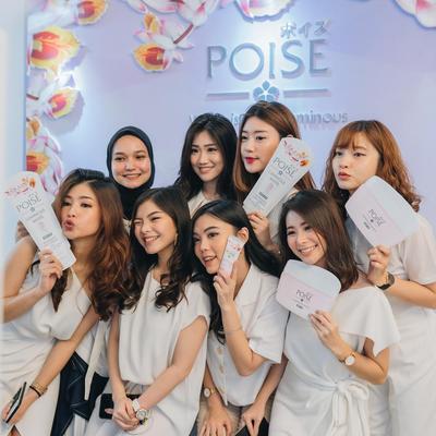 Poise Luminous White Kini Hadir di Indonesia! Ssttt.. Ada Hadiah Jalan-jalan ke Jepang Gratis!