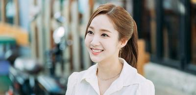 2. Park Min Young (What's Wrong With Secretary Kim) - Cherry Festival