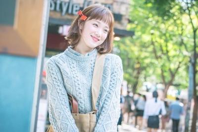 5. Lee Sung Kyung (Weightlifting Fairy Kim Bok Joo) - Milk Burring