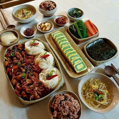 Habis Gajian Yuk Berburu Makanan Korea Enak Di Restoran Jakarta Ini