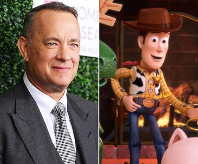 Tom Hanks – Sherrif Woody (Toy Story)