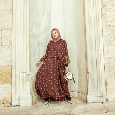 Tak Pernah Gagal, Intip Penampilan Rachel Vennya di Turki dengan Outfit Mewah