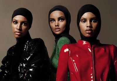 Semakin Diakui Dunia Mode, 3 Hijabers Ini Jadi Model Sampul di Majalah Vogue Arabia