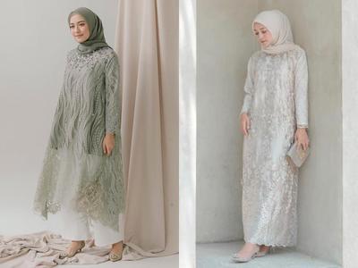 Tunik, Kaftan, Hingga Gamis, Pilihan Outfit Hijab Simple untuk Kondangan