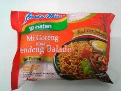 Indomie Dendeng Balado
