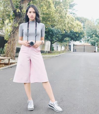 Inspirasi Gaya Stylish untuk Remaja dari 5 Artis Cantik Indonesia
