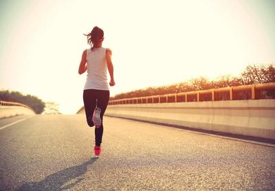 Jogging/Jalan Cepat