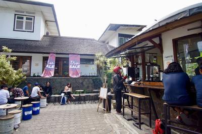 5 Kedai Kopi di Bandung Baru 2019, Pas Buat Nongkrong Bareng Sahabat!