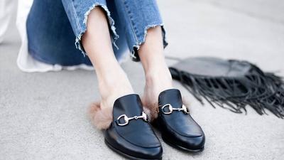 Bebas Bergerak Tanpa Pegal, Pakai Saja Flat Shoes Fancy yang Stylish