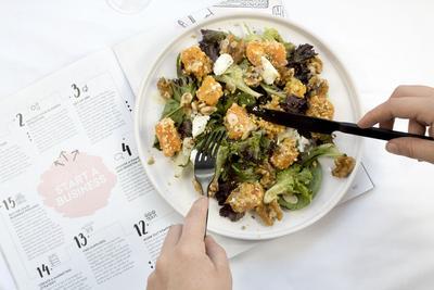 5 Tips Mudah Menyimpan Salad agar Tetap Segar dan Tahan Lama