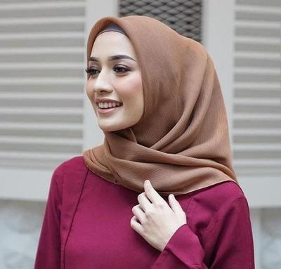 Bahan Hijab Cornskin
