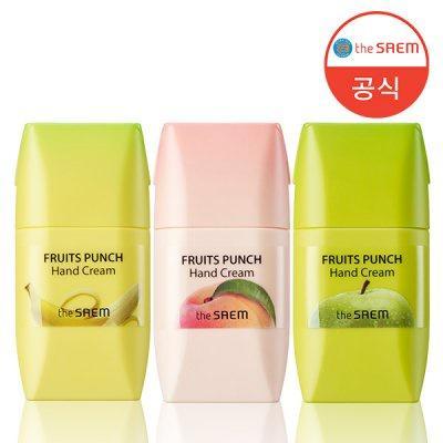 The Saem Fruit Punch Hand Cream