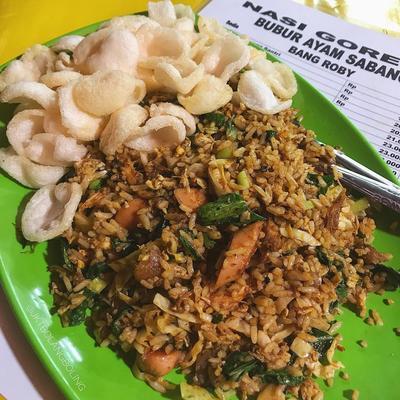 Nasi Goreng Bang Roby