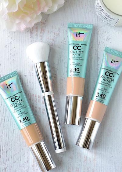 IT Cosmetics Oil Free Matte CC Cream