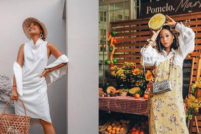 5 Gaya Influencer Ayla Dimitri yang Super Chic dan Stylish untuk Liburan