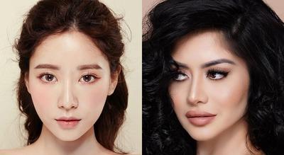 Perbedaan Gaya Makeup Korea dan Barat, Suka yang Mana?