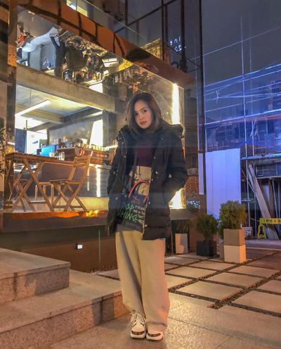 3. Korean Winter Style