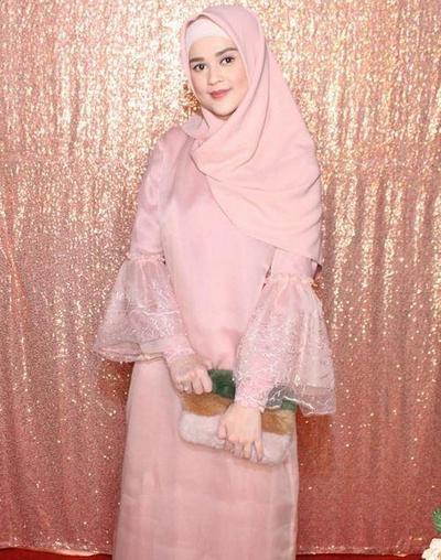 Cantik dengan Warna Pastel Pink