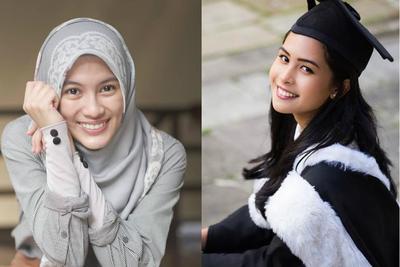 Tak Cuma Cantik, 6 Artis Indonesia Ini Lulusan Universitas Ternama di Luar Negeri