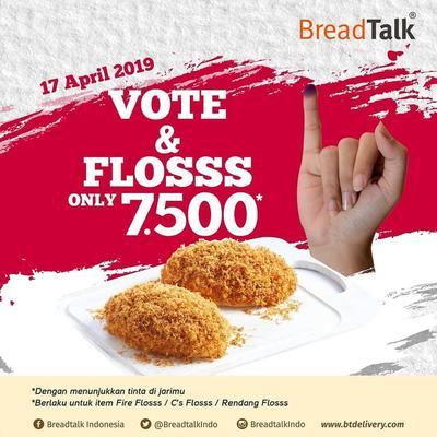 Daftar Diskon: Promo Makanan Spesial Pemilu, Cukup Tunjukkan Jari Bertinta Ungu!
