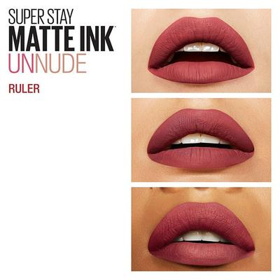 1. Maybelline Superstay Matte Ink Ruler
