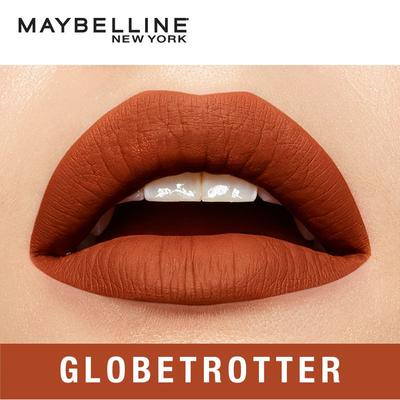 5. Maybelline Superstay Matte Ink Global Trotter