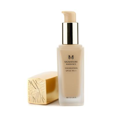 Missha M Signature Radiance Foundation