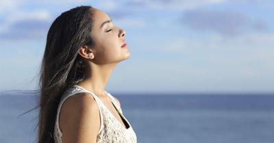 Perbanyak Menarik Napas Panjang, Manfaatnya Besar Bagi Kesehatan
