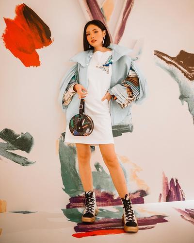 Holographic Transparent Fashion Bag
