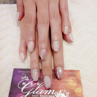 3. Her Glam Nail Boutique