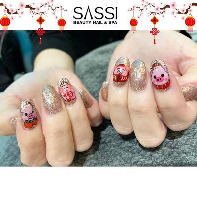 5. Sassi Beauty Nail & Spa