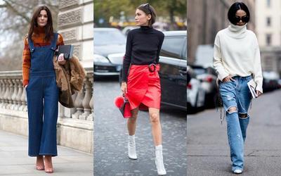 Style Tips: Turtleneck, Outfit Hangat untuk Tampilan Stylish dari Pagi sampai Malam