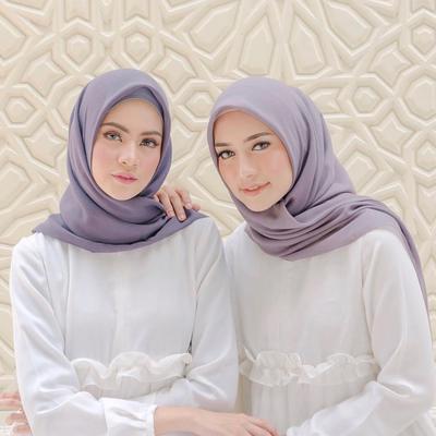 5 Tips Tampil Cantik Tanpa Norak dengan Jilbab Sehari-hari